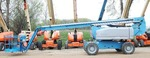 Genie  Z 80/ 60 Articulating Boom Lift