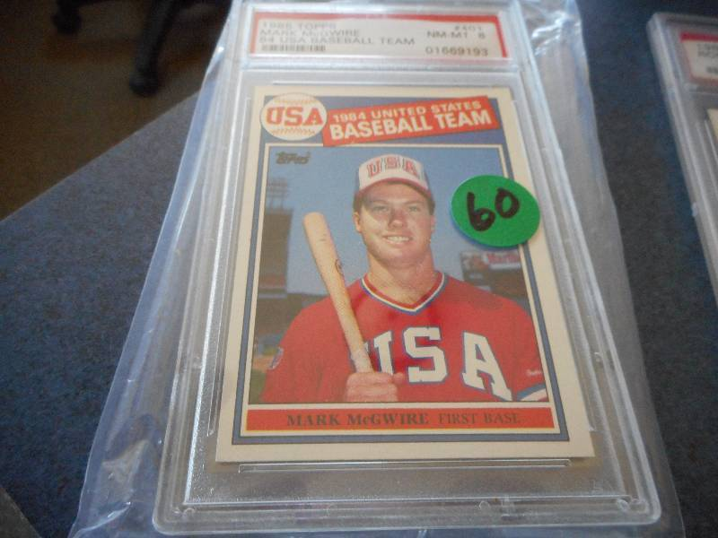 Baseball Card We Sell Your Stuff Inc Auction 42 K Bid