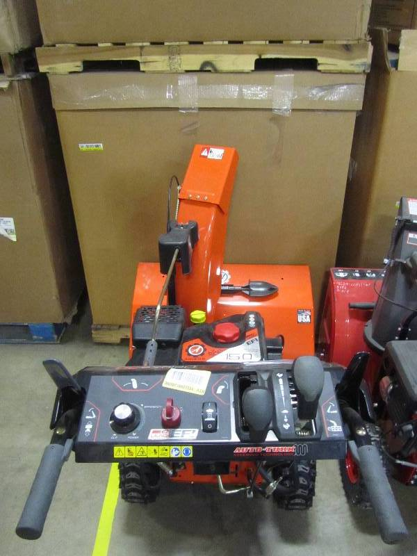 Ariens Deluxe 30 EFI 30 in  2-Stage Electric Start Gas Snow