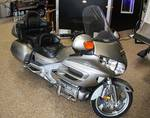 2002 Honda Goldwing Motorcycle