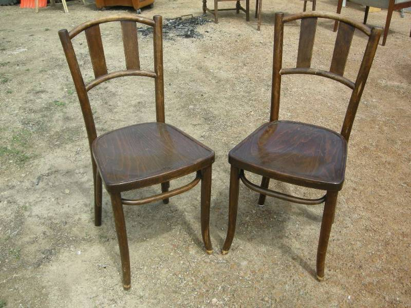 Vintage J J Kohn And Mundus Chairs Fabulous Select Antique Unique