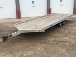 2009 Aluma Snowmobile Trailer