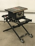 "Portable 10"" Contractors Table Saw ..."