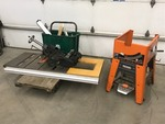 "Ridgid TS3650 Contractors 10"" Table..."