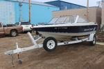1991 StarCraft Boat with Trailer
