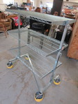 IRSG INDUSTRIAL METAL SHELF