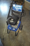 Gas power washer. Consigner states it works. Campbell Hausfeld 2200 PSI. 6.0 Briiggs Motor
