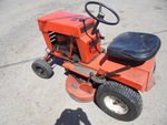 Vintage Montgomery Ward 7 Riding Lawn Mower