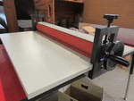 "NEW 25 1/2"" MANUAL COLD ROLL LAMINATOR"