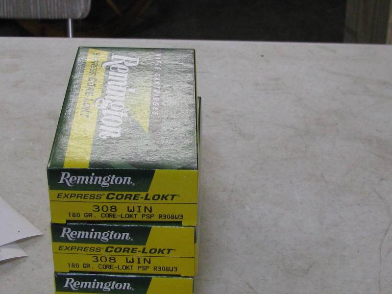 Remington 308 Win Ammunition | Antique & Collectible Consignment #36