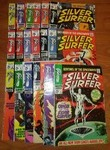 Marvel the Silver Surfer Vol 1 issues 1 through 18