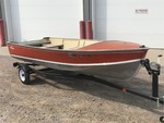 16ft Lund Fishing Boat & Trailer