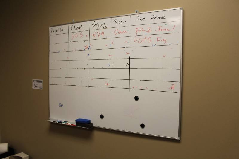 Whiteboard, Corkboard | Burnsville Office & Warehouse Liquidation