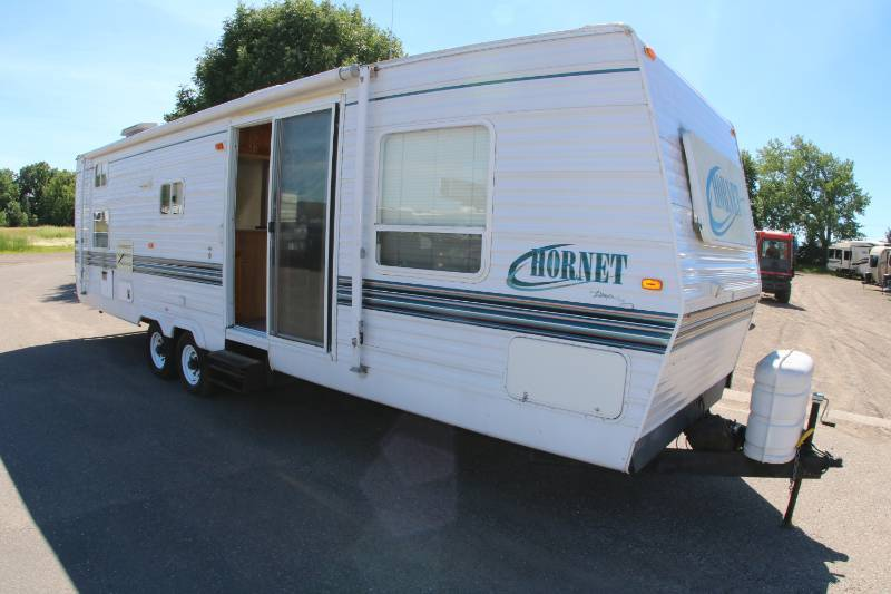 2000 Damon Hornet 31F Travel Trailer | August 2018 RV and RV Parts