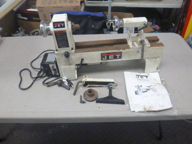 Jet Mini Lathe | Northstar Kimball August Consignments #3