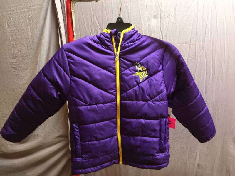 MN Vikings Kids Jacket | September Consignment - Portland ND
