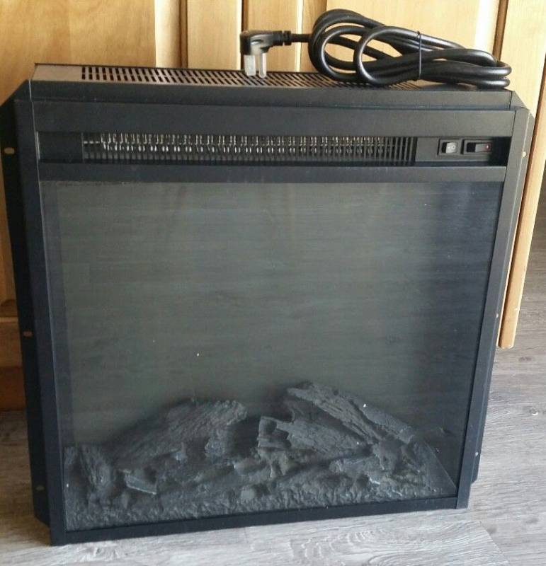 Altra Electric Fireplace Insert Model F18v66l Home Goods Home