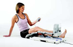 OrhtoRehab Inc Danniflex 480 CPM Continuous Passive Motion Rehab Fitness - Looks Likes New!