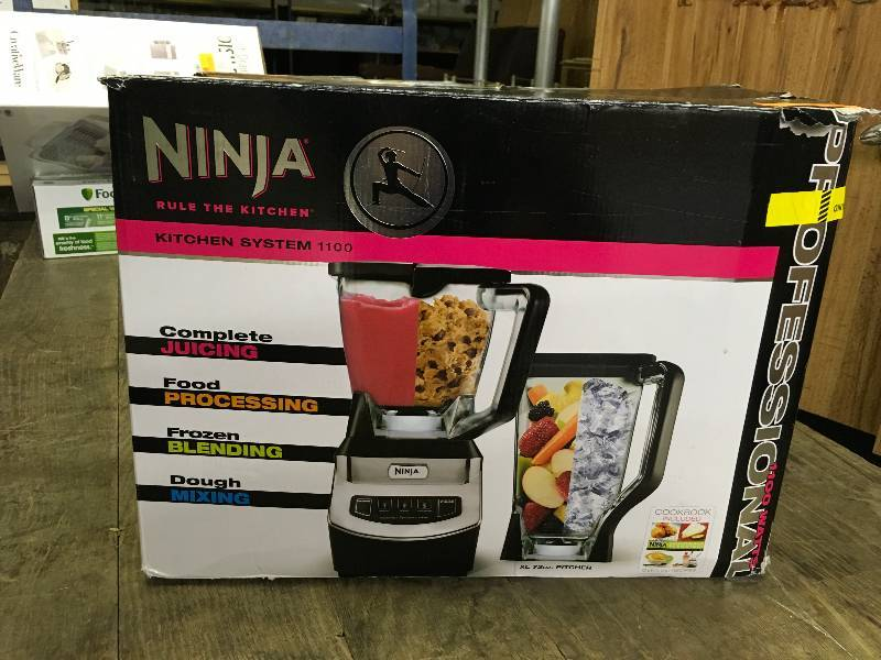 Ninja Kitchen System 1100, Retail $118.99 | SEPTEMBER ...
