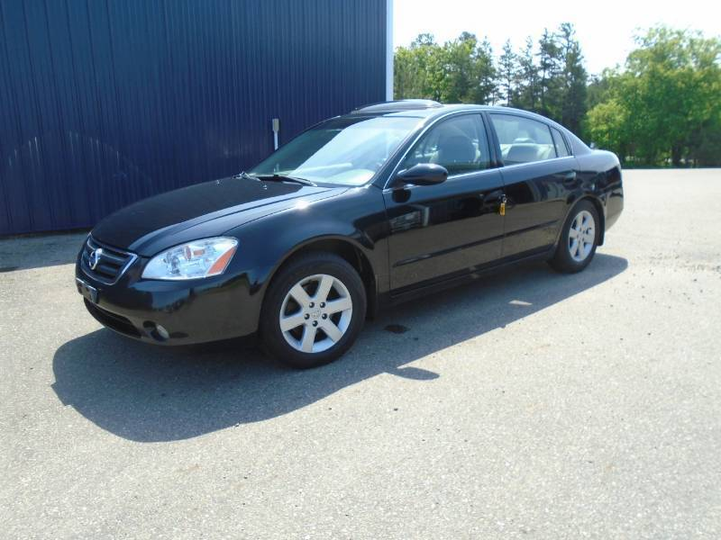 2003 nissan altima 2.5 s | we sell your stuff inc. auction 107 | k-bid