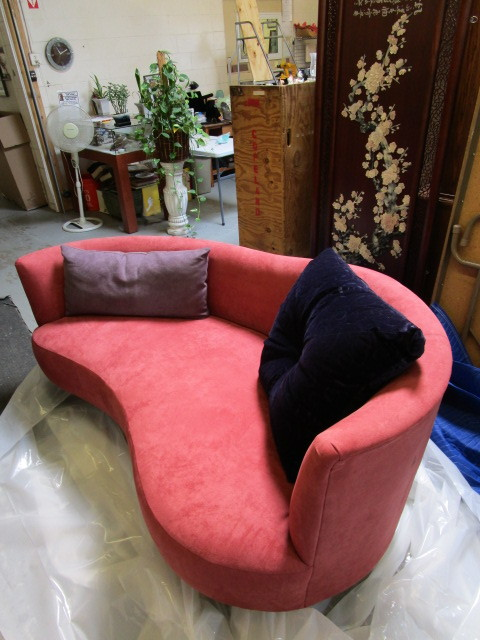 ULTRA MODERN, ULTRA SUEDE SOFA | HIGH QUALITY ULTRA MODERN FURNITURE | K BID