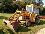 1976 John Deere 310 Backhoe Loader, 3 Cyl...