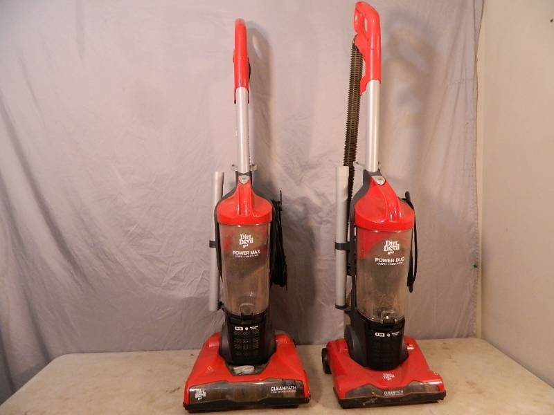 Merveilleux 2 Dirt Devil Vacuum Cleaners | New Merchandise, Patio, Tools, Household,  Electronics, Etc | K BID