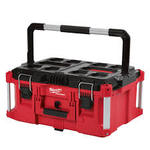 Milwaukee PACKOUT™ Large Tool Box not used