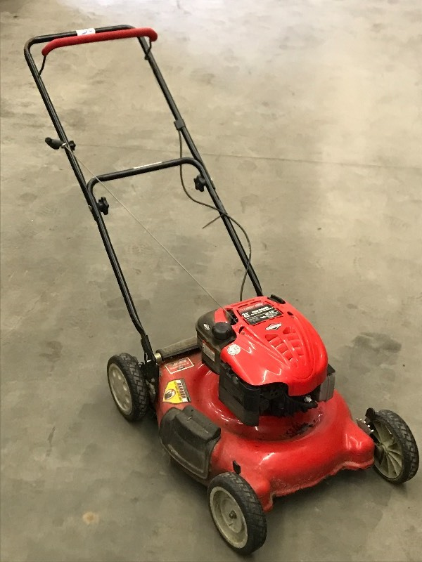 Troy Bilt Lawn Mower Loretto Equipment 395 K Bid
