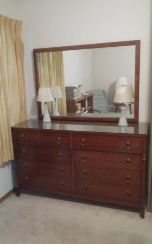 Vintage Bedroom Set By Rway Anoka Moving Furniture Home Office Electronics Housewares Collectibles Garage Items K Bid
