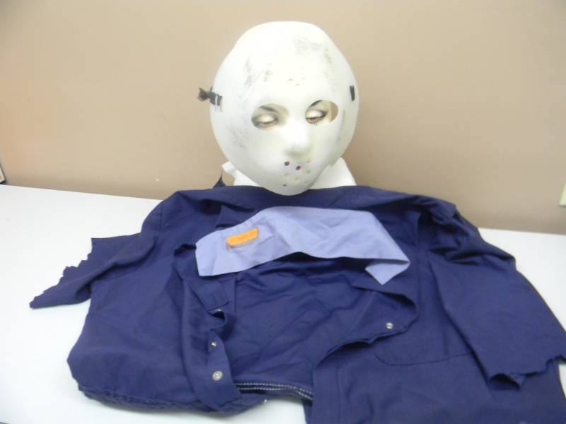 Vintage Halloween Full Jason Costume See Pictures New
