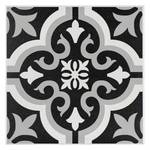 Merola Tile Braga Classic Encaustic 7-3/4 in. x 7-3/4 in. Ceramic Floor and Wall Tile (10.76 sq. ft. / case) 40 cases not used