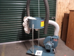 EnLon dust collector with manual an...