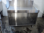 NSF stainless steel steamer table 3...