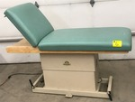 Hill Adjustable Commercial Motorized Massage Table