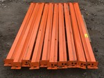 (10) 8ft Pallet Racking Load Beams