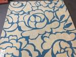 "New Decorator Area Rug 100% Wool 5' 9"" x 5'9"" Square"