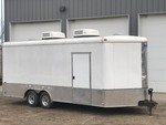 2008 Interstate Fully-Equipped & Insulated Enclosed Construction Trailer