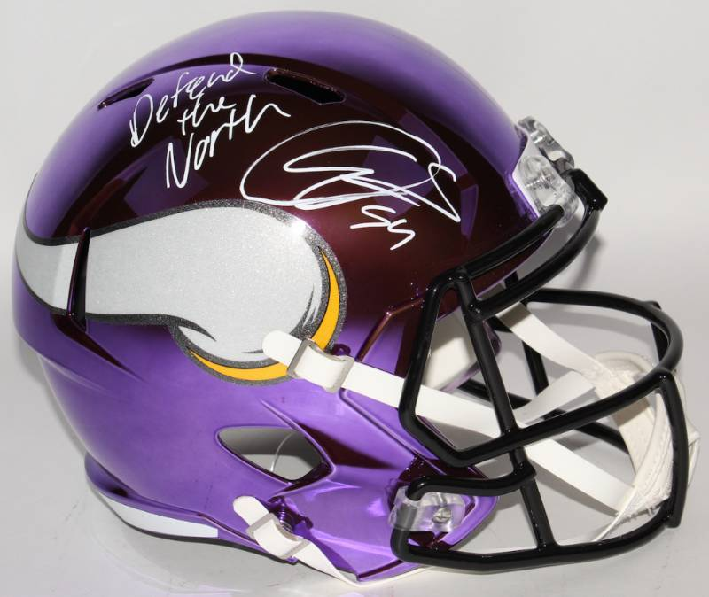 Minnesota Vikings (  Others) Autographed Jerseys  c9ab82504