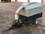 Trac-Vac Towable Collection Trailer