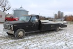1985 Ford F350 Drive-On Flatbed - 460 V8 - 5 Speed -