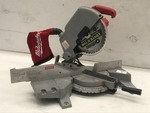 "Milwaukee 1"" Compound Miter Saw"