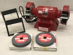 Milwaukee Bench Grinder Set