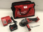 Milwaukee Fuel Grinder Set