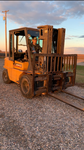 1997 Caterpillar DP30 Fork Lift