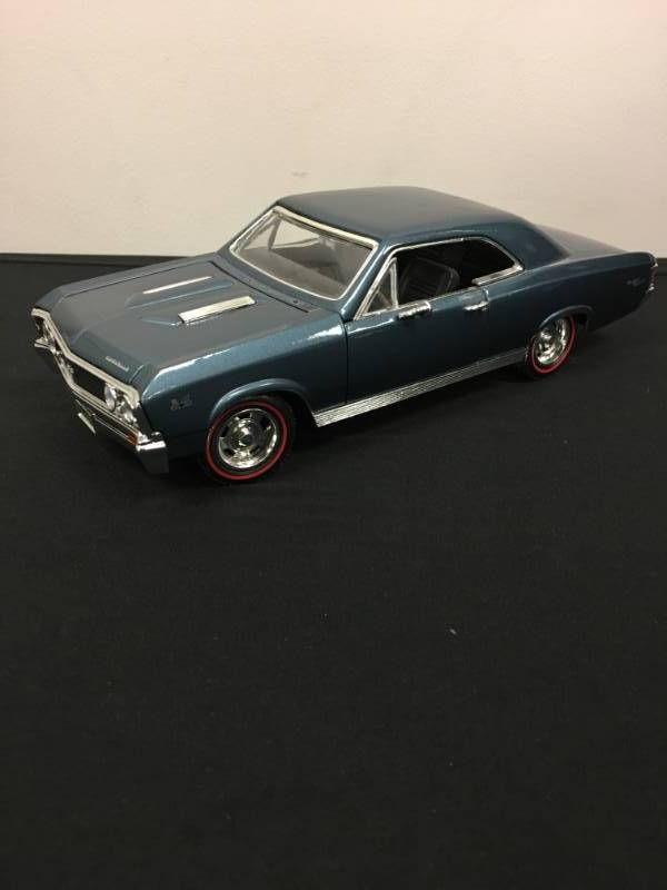1967 Chevelle SS 396 Diecast - 1:18 Scale | ALL THE GOODS SPORTS
