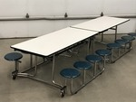 Commercial Cafeteria Table