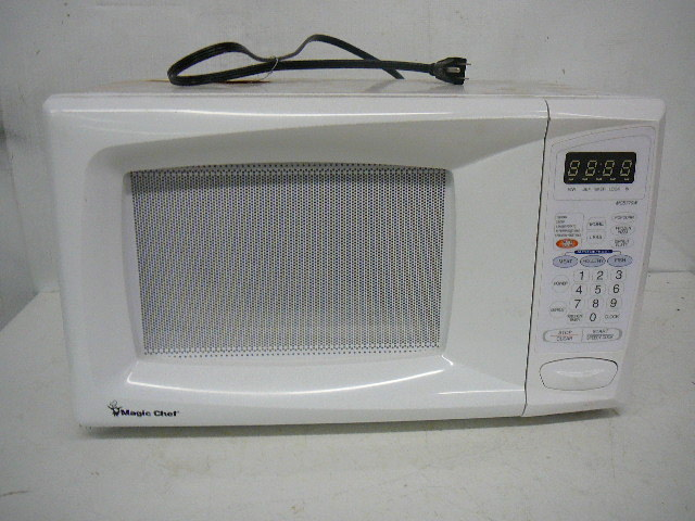 Magic Chef Microwave Oven Late Model Parts Moving