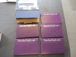Set of (5) 1987 United States Mint Proof Sets- Still in original Gov't Packaging