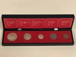 1964 Proof Coin Set With Display